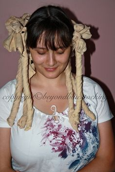 the Chicklette's headwear