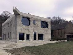 Monument gegen den Dämm-Wahn - Über die Antivilla von Arno Brandlhuber