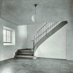 klassieke natuursteen trap