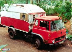 1975 Bedford TK with Safari grafted on