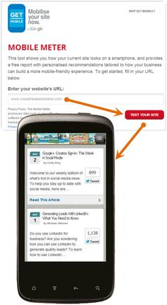 How to Make Your Blog Mobile-Friendly | Social Media Examiner | #blogging