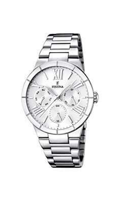 #festinaautomatic #festinawatches #festinawatchesprices Festina Classic Ladies F16716/1 Wristwatch for women Classic & Simple Check https://www.carrywatches.com