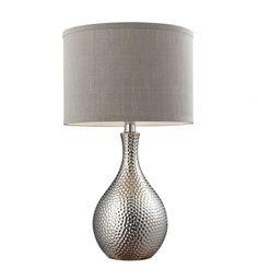 Dimond - Chrome Plated HGTV Table Lamp
