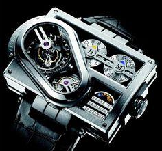 Harry Winston Histoire de Tourbillion #ermahgerd #watches for men