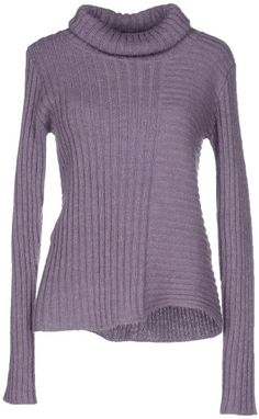 Milly Turtleneck in Purple (Lilac)