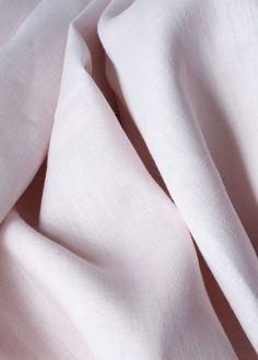 the faintest blush of pink. Tuscany Linen, Altpink 100% #Linen #fabric #sewing #decor #drapery #textiles