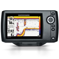 humminbird helix 9 di/gps combo, Fish Finder