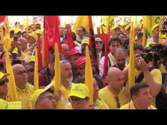 Stop CETA: In Piazza Montecitorio
