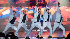 Backstreet Boys and N Sync to team up for 'zombie Western' with Sharknado team Backstreet's Back, The Fam, Backstreet Boys, Romantic Couples, Hot Guys, Entertaining, Technology, Concert, Music
