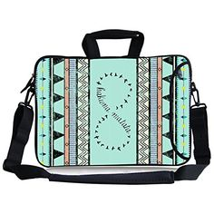 Kitron TM (13-13.3 Inches)Cute Colorful Tribal Stripe Hakuna Matata Design Ultraportable Waterproof Neoprene Sleeve 13-13.3 Inch Laptop / Notebook Computer / Macbook Air / Macbook Pro / Macbook Sleeve Office Tote Briefcase Carry Case Bag(13-13.3 Inches) with Extra Side Pocket, Soft Carrying Handle & Removable Shoulder Strap for Chromebook Ultrabook Macbook Pro Air HP Dell Acer Sony Lenovo IBM Samsung KITRON http://www.amazon.com/dp/B00RWO6240/ref=cm_sw_r_pi_dp_C4tuvb04EJKHM