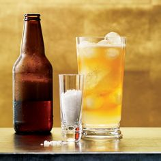 Expert day drinkers are not born—they are made. It is a nuanced skill: You have to drink enough to maintain a buzz but not so much that you're passed out under the grill before the sun sets. The key to making it all the way into the night is a great low-alcohol cocktail. Here, 10 refreshing drinks that will get you tipsy without knocking you over. l #happyhour