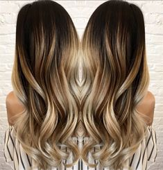 Brassy and Boring To Seamless and High Contrast Melt - Hair Color - Modern Salon
