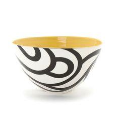 Jill Rosenwald: Groton Swirl Large Mimi Bowl