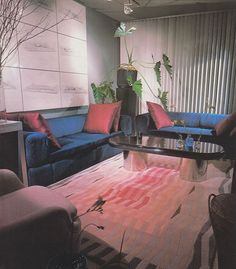 Retro home decor - A useful info on suggestions. diy retro home decor living rooms smashing tip id 1083689128 shared on this day 20190404 80s Interior Design, 1980s Interior, Classic Interior, African Interior, 80s Design, Interior Sketch, Interior Styling, Retro Home Decor, Cheap Home Decor