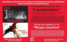 """""""Frankenstein"""", 8.11.2014 r."""