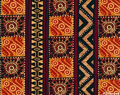 Ethnic Echoes - African TIles