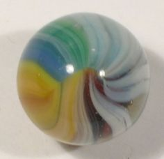 05 Mint Akro Agate Co Sparkler Marble Marbles | eBay
