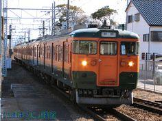 115系(JR東海静岡車両区所属車) l いずはこにょ鉄道@伊豆箱根鉄道ファンのサイト