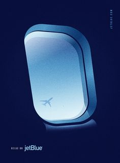 Check out these vintage-style ads from one of our brand partners, jetBlue.