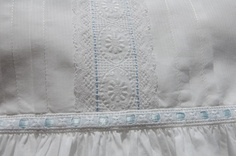 The Old Fashioned Baby Sewing Room Sweet little yoke - gorgeous lace. Toddler Summer Dresses, Smocking Plates, Toddler Rooms, Christening Gowns, Heirloom Sewing, Baby Sewing, Grandchildren, Bobs, Appliques