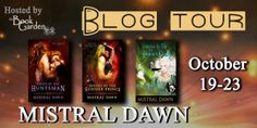 Abibliophobia Anonymous                 Book Reviews: **AUTHOR SPOTLIGHT With Giveaway**  Mistral Dawn