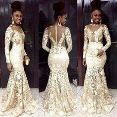 Gold lace ~Latest African Fashion, African Prints, African fashion styles, African clothing, Nigerian style, Ghanaian fashion, African women dresses, African Bags, African shoes, Kitenge, Gele, Nigerian fashion, Ankara, Aso okè, Kenté, brocade. ~DK