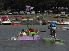Cardboard boat races in heber springs desperately seeking gina