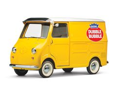 "1963 Goggomobil TL-250 Transporter ""Dubble Bubble""                                                                                                                                                                   Estimate:$80,000-$100,000 US"