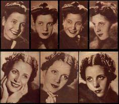 Eva Perón joven