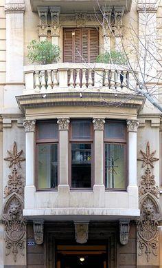 Barcelona Modernisme, 1892