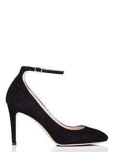 dakota heels, black