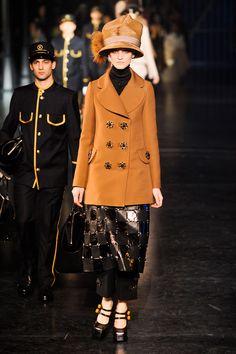 Louis Vuitton | Paris | Inverno 2012 RTW