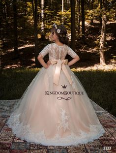 Enchanted forest : Dress 18-2123 - kingdom.boutique