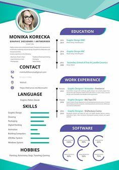 Personal Branding, Self Branding, Creative Cv Template, Creative Resume, Webdesign Portfolio, Conception Cv, Bon Cv, Interior Design Cv, Graphic Design Cv