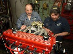 Add 77 Horsepower to Your Mopar Slant Six with Basic Bolt-Ons! Old Dodge Trucks, Gmc Trucks, Classic Trucks, Classic Cars, Chevy Motors, Plymouth Duster, Plymouth Barracuda, Kawasaki Bikes, Plymouth Valiant