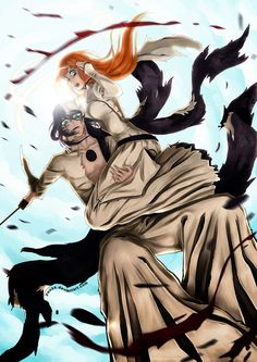 Bleach: To Protect  by =Yuuza
