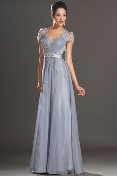 eDressit 2013 New Adorable Cap Sleeves Lace Evening Dress (02130632)