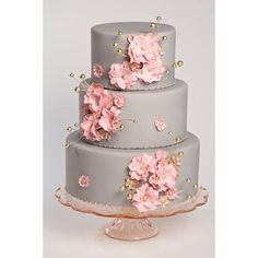 warm gray and soft pink wedding cake.a different colour combo but striking - . - warm gray and soft pink wedding cake…a different colour combo but striking – – - Beautiful Wedding Cakes, Gorgeous Cakes, Pretty Cakes, Cute Cakes, Amazing Cakes, Elegant Wedding, Wedding Cake Inspiration, Wedding Ideas, Wedding Colors