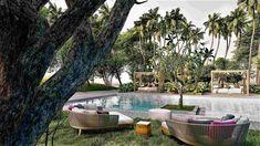 grammiki-sxediasmos-pisinas-6 Σχεδιασμός και διακόσμηση πισίνας - κήπου σε ξενοδοχείο.
