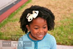BEST trans-racial adoption hair care education.  Such a great resource for parents who adopt trans-racially.