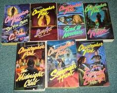 Hello, pulp fiction of the 90s for teenagers.