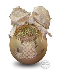 Natalie Sarabella, known as the Rock Star of Christmas ornaments has created a few new collections. Christmas Ornament Crafts, Christmas Bulbs, Xmas, Hand Painted Ornaments, Ivory Pearl, Yule, Easter Crafts, Seasons, Pearls