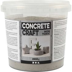 Her flytter snart en ny kunde ind Concrete Crafts, Honest Tea, Catio, Food, Essen, Meals, Yemek, Eten