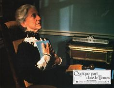 Susan French as the old Elise McKenna - French lobby card.