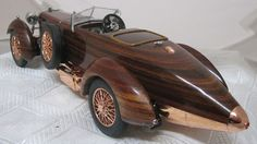 1924 Hispano-Suiza H6C 'Tulipwood' Torpedo. I have never seen that one before... just plain sexy