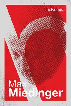 Max Miedinger on Jun