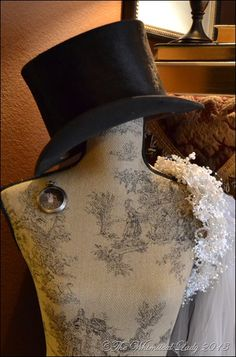 Antique Top Hat,Top Hat