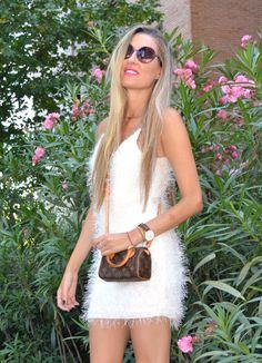 Consigue 50€ para comprar en Addictochic 23-7-2014  Platforms: Primark / Dress: Choies / Sunnies: Les Spec / Bag: Mini Speedy de Louis Vuitton Vía Addictochic
