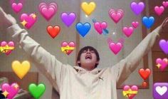 'you're such a dork' 'i'm your dork' - a kim taehyung fanfic Jungkook Meme, Bts Taehyung, Jimin, Kpop, Bts Emoji, Bts Cute, Bts Meme Faces, Heart Meme, Cute Love Memes