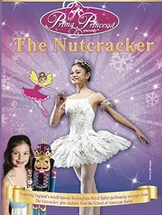 $1.99 Amazon Instant Video Rental. Prima For children ages 3-6. Watch real ballet and learn ballet steps with Prima Princess and friends! Princessa Presents The Nutcracker